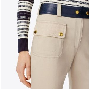 NWT Tory Burch Joss Pants Size 6